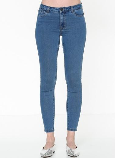 Vero Moda Vero Moda Denim Pantolon Renksiz